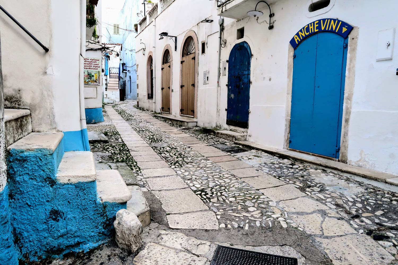 Apulia Puglia Wlochy Atrakcje Zwiedzanie Samochodem Trasy
