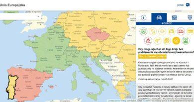 Aktualne zasady podróżowania i ograniczeń w podróżowaniu po Europie – wszystko w jednym miejscu. Koronawirus COVID-19