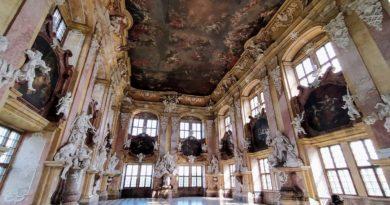 Klasztor Lubiąż – czyli gigantyczne opactwo cystersów, beczka dziegciu i trzy łyżki miodu