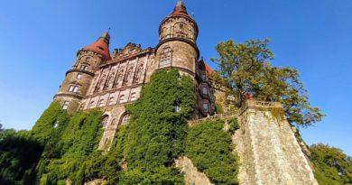 Zamki – Dolny Śląsk – mapa, zwiedzanie, przewodnik