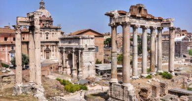 Rzym – plan zwiedzania – mapa, atrakcje, zabytki, noclegi, ciekawostki