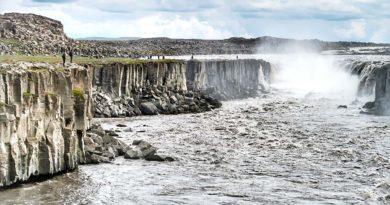 Wodospad Selfoss – dojazd, parking, zwiedzanie, ciekawostki